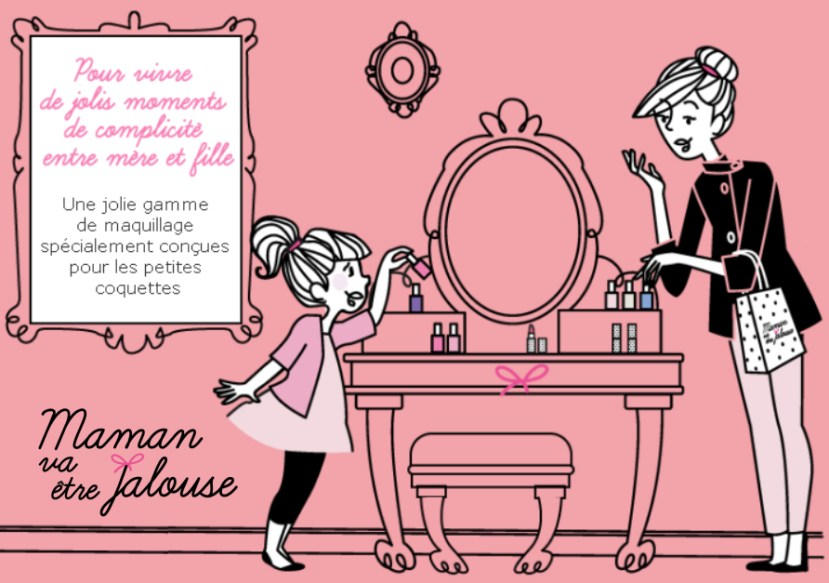 Vernis à ongles à l'eau pour une fête de filles