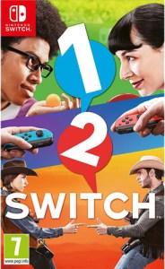 Jeu vidéo 1-2 switch