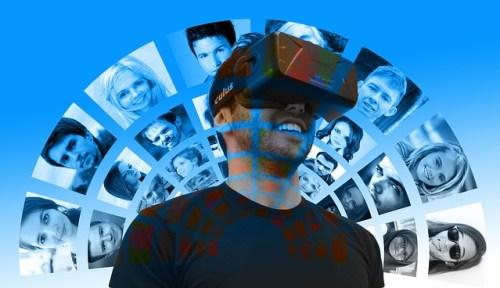 Le casque de réalité virtuel