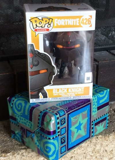 Figurine Pop Black Knight
