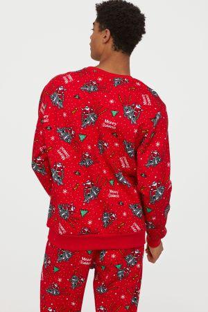 Pyjama de Noël H&M