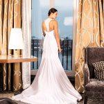 quel d collet pour votre robe de mari e myplanner le