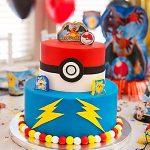 Le goûter d'anniversaire Pokémon