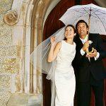 Mariage pluvieux, mariage heureux. Ah oui? Vraiment?