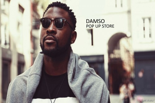 Damso Pop Up Store