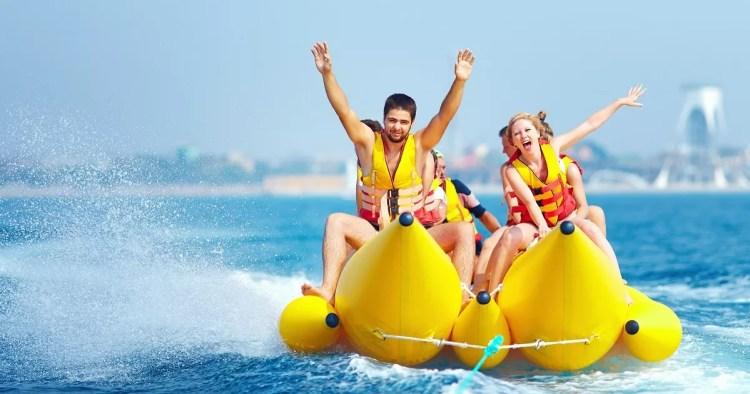 sea sport fun