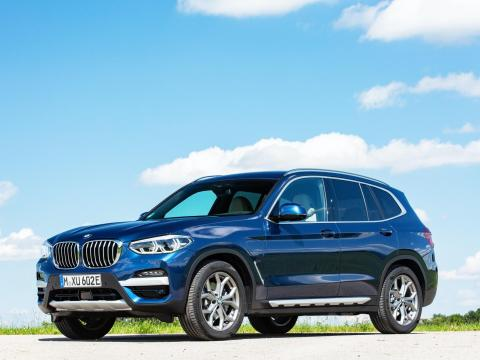 BMW X3 tested against Audi Q5 and Volvo XC60 off-road
