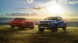 2022 Chevy Colorado gets Trail Boss add-ons: leveling kit, ZR2 goodies