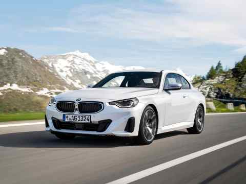 2022 BMW 2 Series Coupe pricing to kick off at $36,350 MSRP in the US
