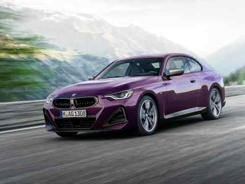 Joe Achilles Takes a Look at the BMW M240i at Goodwood