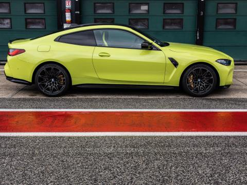 Are the new BMW M4 models closer than ever to a Porsche?