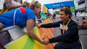 Alex Zanardi's long recovery continues one year after accident