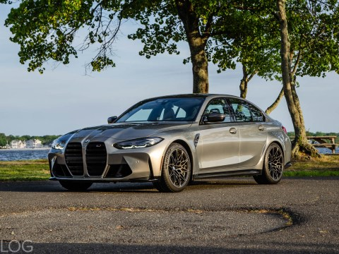 Joe Achilles Takes the BMW M3 Competition on Petrol Head Tours