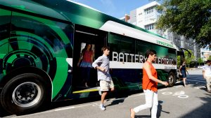 Five reasons why electric buses are key to Biden's green agenda