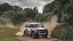 Land Rover Defender will race in factory-backed one-make rally series