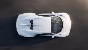 Rimac inks deal to purchase 55% of Bugatti from VW Group