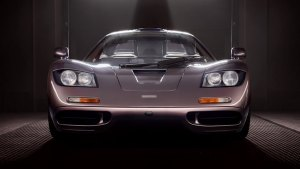 1995 McLaren F1 with only 242 miles sets record auction price