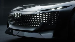 Audi teases Sky Sphere concept a bit more, with reveal on Wednesday