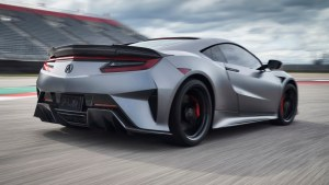 First 2022 Acura NSX Type S sells for over $1 million
