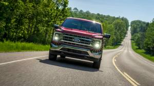 Ford and NHTSA recommending some 2021 F-150 owners don't drive their recalled trucks
