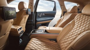 Genesis GV80 gets luxurious six-seater option in South Korea