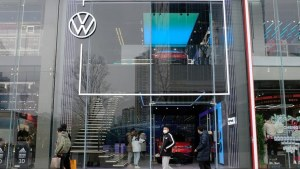 How Volkswagen stalled in China