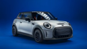 Mini STRIP gets Paul Smith's help with graceful sustainability