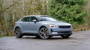 Polestar 2 gets cheaper FWD model, gains available features for 2022