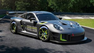 Porsche 911 GT2 RS Clubsport 25 is a track-only car rarer than the 935