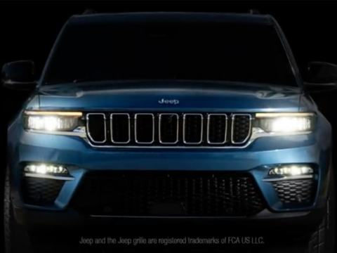 2022 Jeep Grand Cherokee, including 4xe, reveal date announced