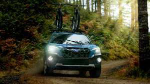 2022 Subaru Forester gets the Wilderness treatment, new tech