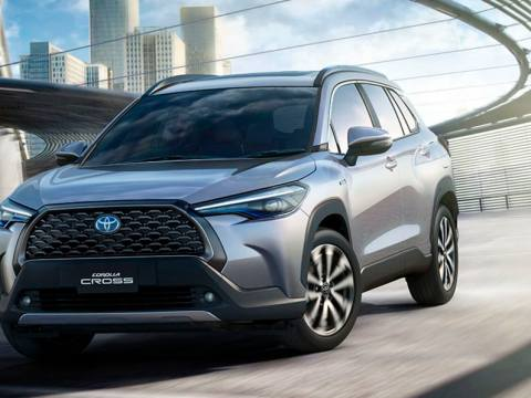 2022 Toyota Corolla Cross priced from $23,410