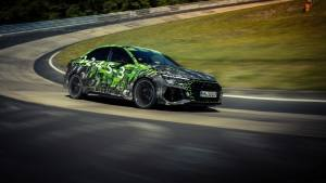 Audi pledges its last combustion-powered cars are worth waiting for