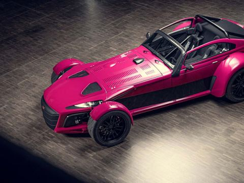 Donkervoort's final D8 GTO is a blank slate with a lot of power