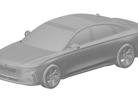 Is this the production version of the Lincoln Zephyr concept?