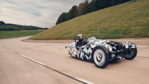 Morgan has big changes in store for the next-generation 3-Wheeler