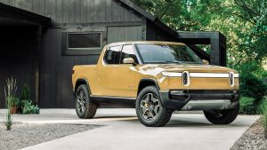 Rivian R1T and R1S get EPA ranges: 314 for the truck, 316 for the SUV