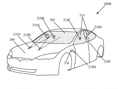 Tesla gets patent for laser beam windshield wipers