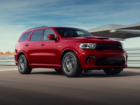 2022 Dodge Durango adds a few features, removes a bunch of colors