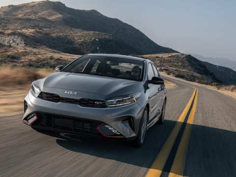 Kia Forte getting an updated design and better technology
