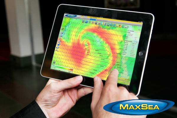 How to use MaxSea TimeZero on your iPad 2