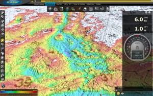 MaxSea TimeZero Plot PBG Seabed