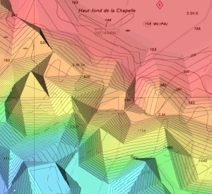 European Raster Charts Update - Old 3D