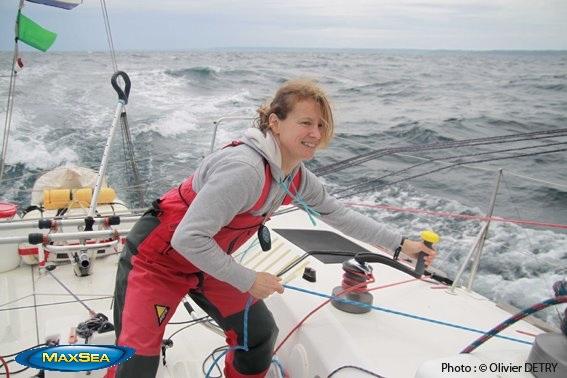 Isabelle Joschke sponsored by MaxSea -2