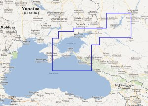 New chart - WVJRSM235MAP3.1 Volgo - Don and Azov Sea