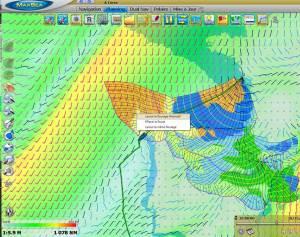Alternative route feature launch - Vendée Globe Race