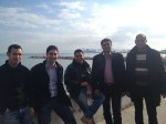 Ferhat from MaxSea and the Méditerranée Service team