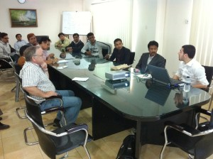 MaxSea training seminar in Chittagong - Bangladesh
