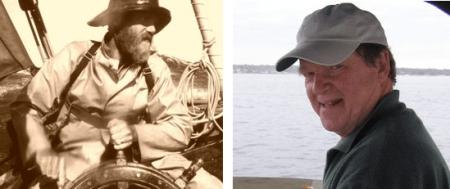 Ben Ellison - then and now!