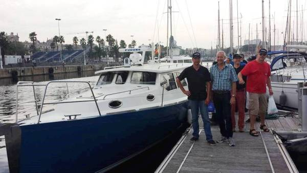MaxSea WASSP onboard training